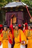 Празднество Jidai Matsuri Стоковая Фотография
