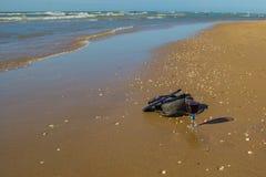 Праздники на море и спирт Стоковая Фотография RF