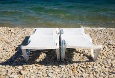 Праздники пляжа Стоковые Изображения RF