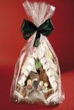 праздники gingerbread рождества застекляя расквартировывают подготовки кладя женщину валов Стоковые Фотографии RF