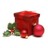 праздник подарка коробки Стоковые Фотографии RF