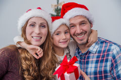 праздник подарков Рожденственской ночи много орнаментов Стоковые Изображения RF