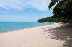 Праздник пляжа сцены Стоковая Фотография RF