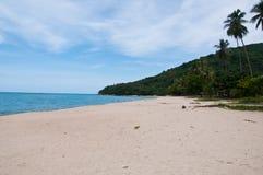 Праздник пляжа сцены Стоковые Фото