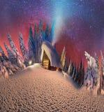 Праздник рождества и Нового Года Стоковое Изображение RF