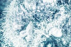 праздник украшения принципиальной схемы рождества цветастый орнаментирует сезонное традиционное Стоковые Изображения