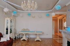 Праздничная комната Стоковые Изображения