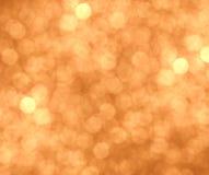Праздничная предпосылка с светом Стоковое фото RF
