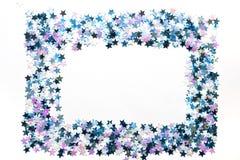 праздничная рамка Стоковое фото RF