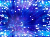 праздничное предпосылки яркое Проблесковый свет Рождество Приколы Стоковые Фото