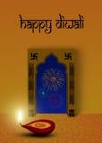 Праздничное Diwali Стоковое Изображение RF