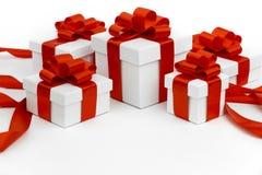 Праздничные подарки стоковое фото