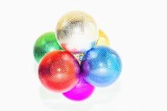 Праздничный шарик орнамента Стоковое фото RF