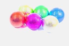 Праздничный шарик орнамента Стоковое Изображение