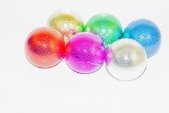 Праздничный шарик орнамента Стоковая Фотография RF