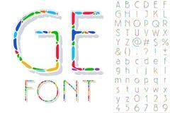 Праздничный шрифт масленицы бесплатная иллюстрация
