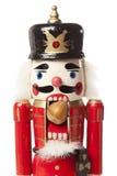 Праздничный Щелкунчик рождества Стоковая Фотография RF