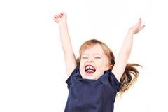 праздновать женский малыша Стоковое Изображение