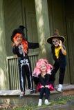Праздновать хеллоуин Стоковое Изображение RF