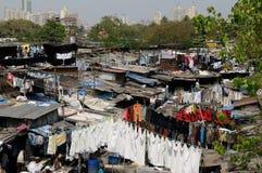 Прачечная в Мумбае Стоковые Изображения RF