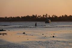 Прая делает сильную сторону - Бахю, Бразилию Стоковая Фотография
