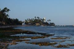 Прая делает сильную сторону - Бахю, Бразилию Стоковое Изображение