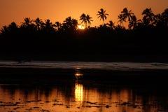 Прая делает сильную сторону - Бахю, Бразилию Стоковые Фотографии RF