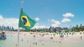Прая de Tambau, PB Бразилия Joao Pessoa