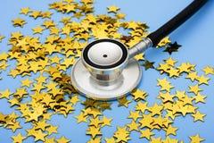 превосходное медицинское соревнование стоковое изображение
