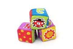 преградите игрушки тканья Стоковая Фотография RF