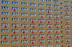 преградите квартиры стоковые изображения rf