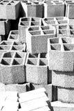 преграждает бетон стоковое фото