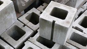 преграждает бетон Стоковое Изображение RF