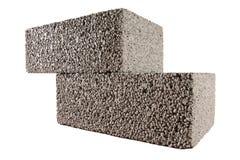 преграждает бетон Стоковая Фотография RF