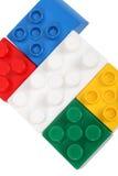 преграждает lego Стоковое Изображение