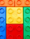 преграждает lego Стоковые Изображения