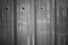 преграженный цинк места Стоковое Фото