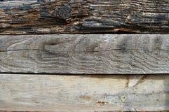 преграждает деревянное Стоковая Фотография RF