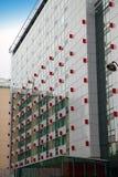 предварительная стена paris материалов дома Стоковые Фото