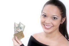 предварительные наличные деньги Стоковые Фотографии RF