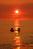 предводительствует залив Стоковое Изображение