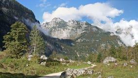Предгорья альп, Бавария стоковые изображения rf