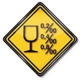 Пределы и алкоголизм алкоголя стоковые фото
