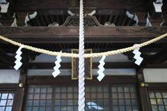 Предел в Токио, Япония синтоистской святыни стоковые фотографии rf