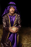 предлагать frankincense святейший Стоковое Фото