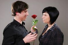 предложение замужества Стоковые Изображения RF