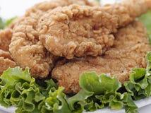 предложения макроса цыпленка Стоковая Фотография RF
