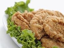предложения цыпленка Стоковое фото RF