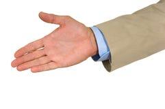 предложенная рука Стоковая Фотография RF