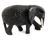 предмет слона Стоковые Изображения